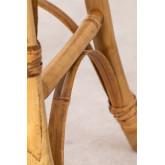 Tabouret bas en bambou Ovne, image miniature 6