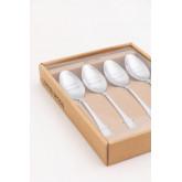 Set 4 cuillères à dessert Odon, image miniature 4