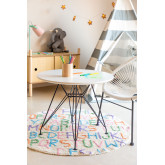 Table Scand Brich [KIDS!]  Ø60 cm, image miniature 1