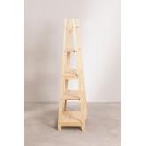 Étagère en bois pour enfants Skal, image miniature 3