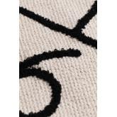 Tapis rectangulaire en coton (150x90 cm) Sambori, image miniature 1199021
