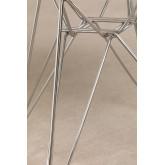 Table Scand Brich [KIDS!] Ø60 cm Métallisée, image miniature 3