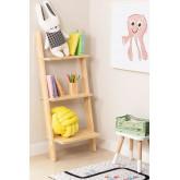 Étagère en bois pour enfants Hadson, image miniature 1