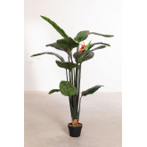 Plante artificielle décorative oiseau de paradis, image miniature 2