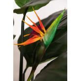 Plante artificielle décorative oiseau de paradis, image miniature 3