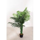 Palmier végétal artificiel décoratif, image miniature 1