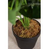 Plante artificielle décorative Monstera, image miniature 4