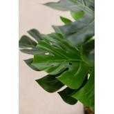 Plante artificielle décorative Monstera, image miniature 3