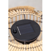 Lampe de table solaire à DEL Norton pour l'extérieur, image miniature 6