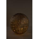Boule lumineuse LED en Fer pour guirlande, image miniature 3
