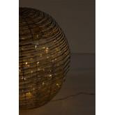 Boule lumineuse LED en Fer pour guirlande, image miniature 5
