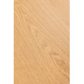 Table à manger en bois (120x80 cm) Royal Natural Design, image miniature 6