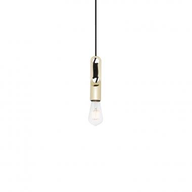 Lampe Clip Métallisée