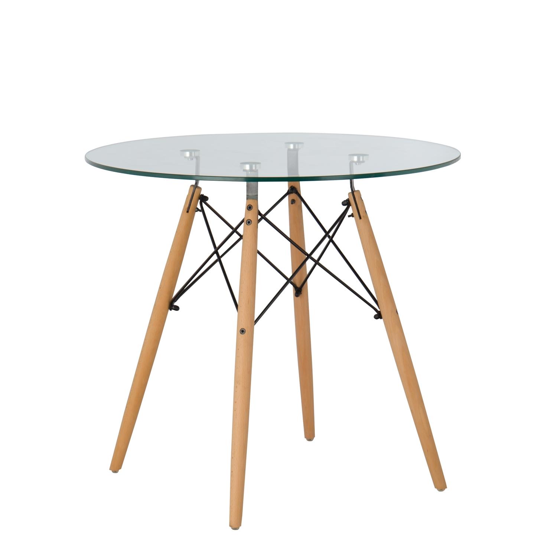 Table Scand  Ø80, image de la galerie 1