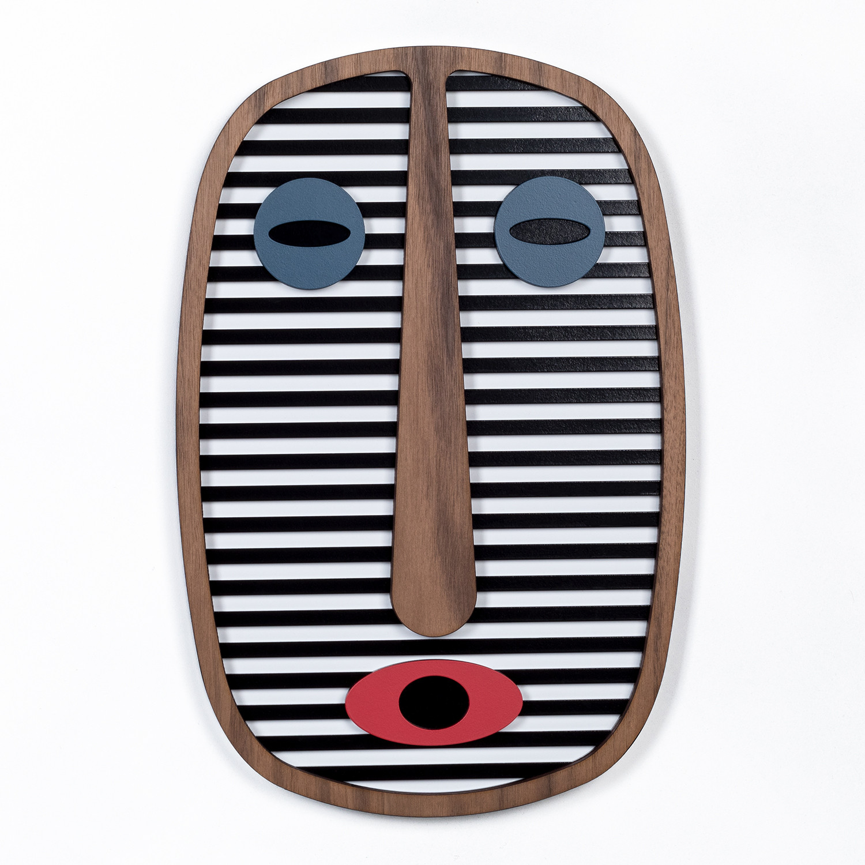 Máscara Zehb