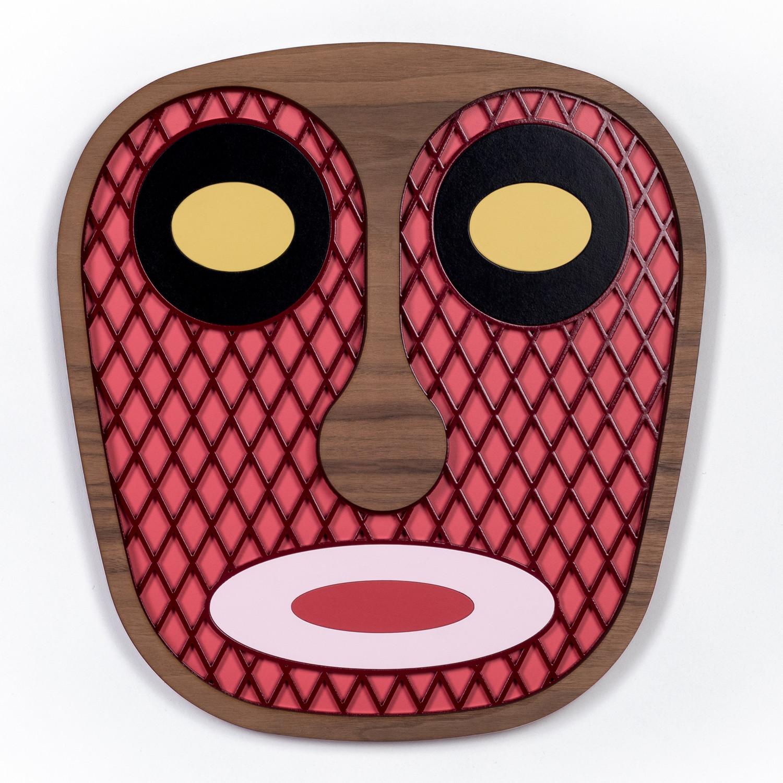 Máscara Muhrsi