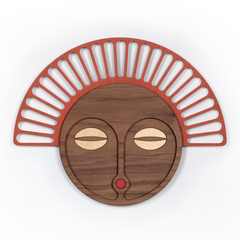 Máscara Nhia
