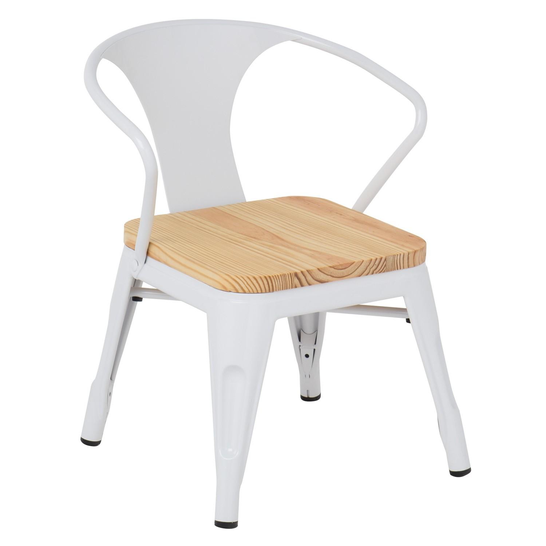 Chaise Avec Accoudoirs LIX Bois KIDS