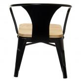 Chaise avec accoudoirs Mini Lix Kids Bois, image miniature 3