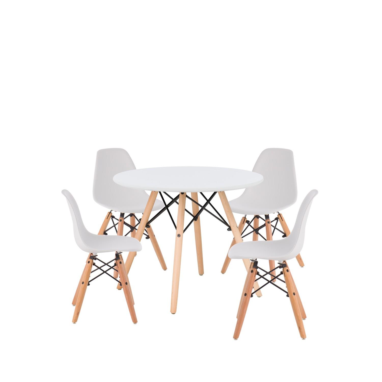 SILLA CHILDREN IMS-NATURAL 3- Chair (PP-651-CC)