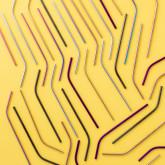 Pailles Kürv Métallisées Mates, image miniature 5