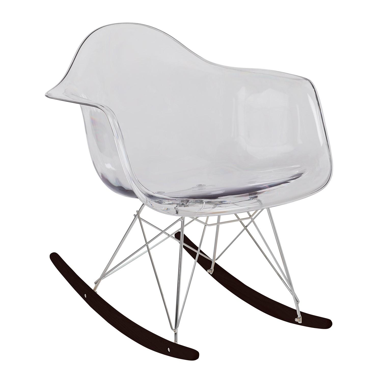 chaise bascule ims transparente new supreme sklum france. Black Bedroom Furniture Sets. Home Design Ideas