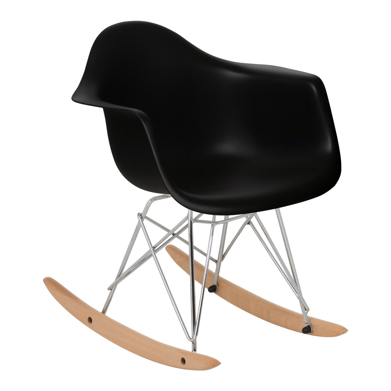 Chaise à Bascule Scand Metallisée [KIDS!], image de la galerie 1