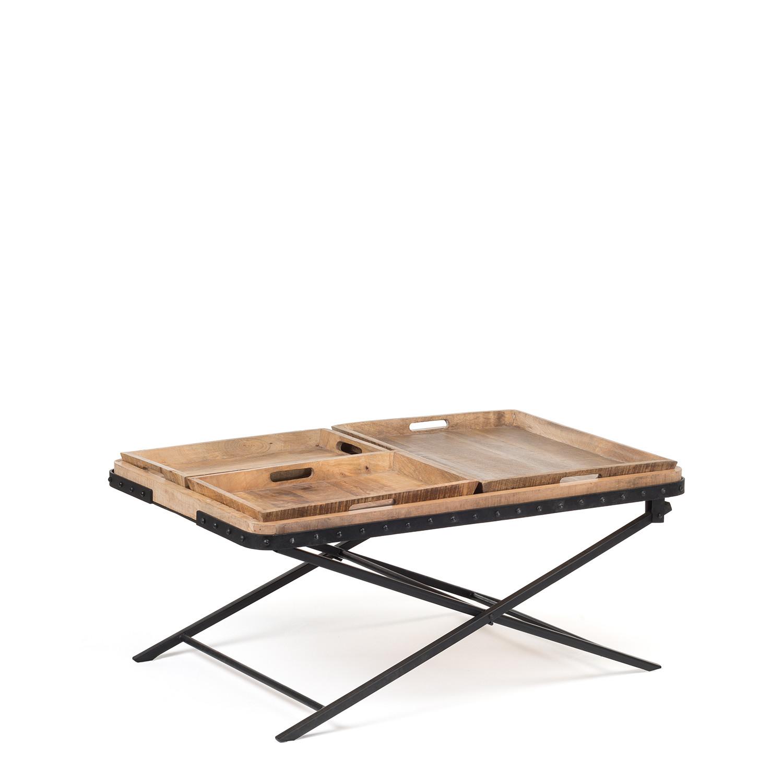 nouveau produit ca001 e8cb1 Table Basse LOHMI