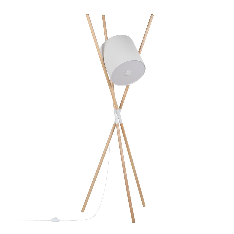 Lampadaire en bois Occo, image de la galerie 1