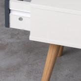 Table de chevet en Bois Abbir, image miniature 5