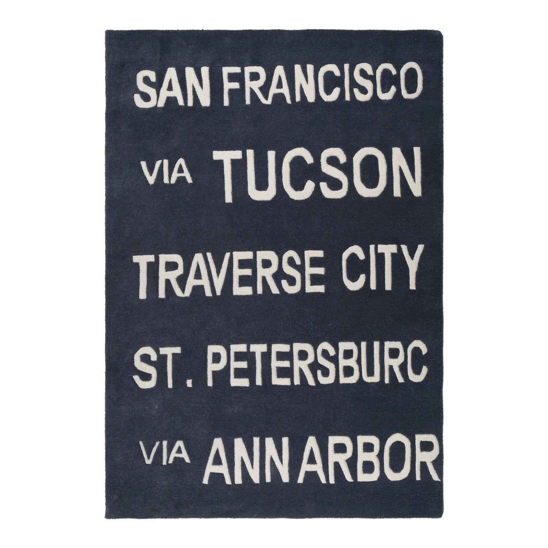 Tapis en coton (200x140 cm) Ucso, image de la galerie 1