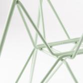 Chaise de salle à manger Scand Brich Mate , image miniature 5