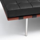 Chaise Longue en Simili Cuir Tathum, image miniature 3