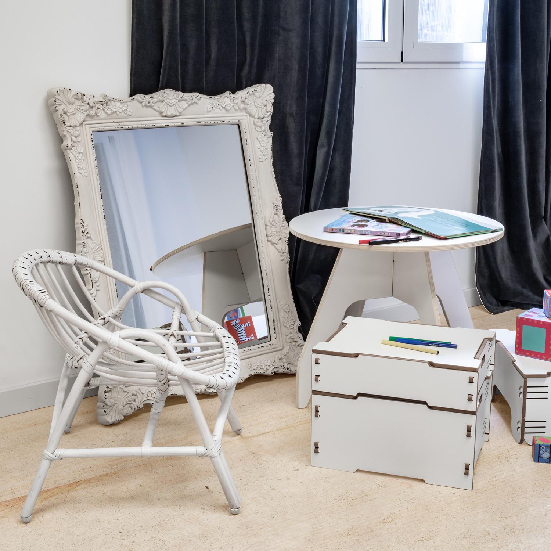 Meuble De Rangement Pour Garderie chaise safi [kids!] - sklum