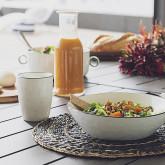 Pack de 4 Assiettes à Soupe Tellah, image miniature 4