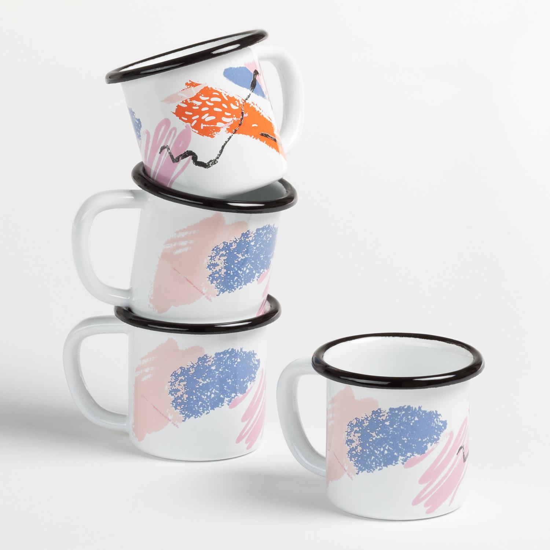Pack de 4 tasses Magik, image de la galerie 1
