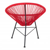 Plastic Cord chair