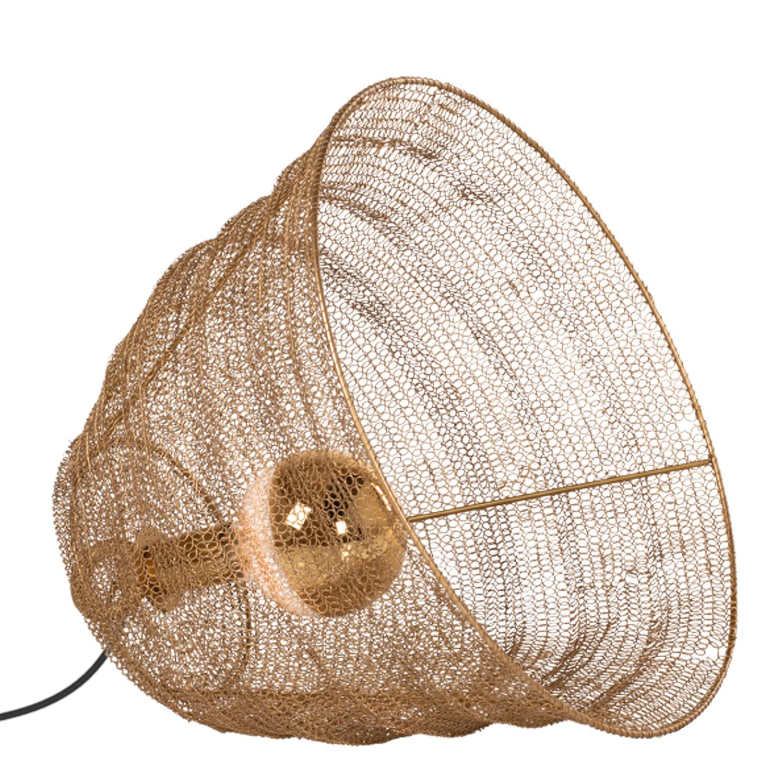 Lampe Lyan Métallisée, image de la galerie 1
