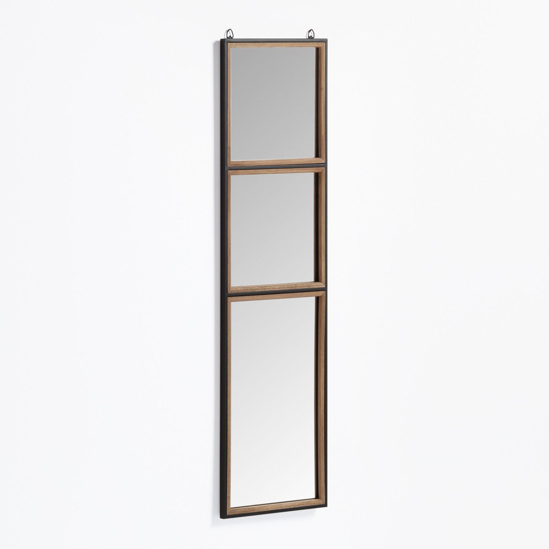 Miroir sur Pieds en Bois et en Métal Iogus, image de la galerie 1