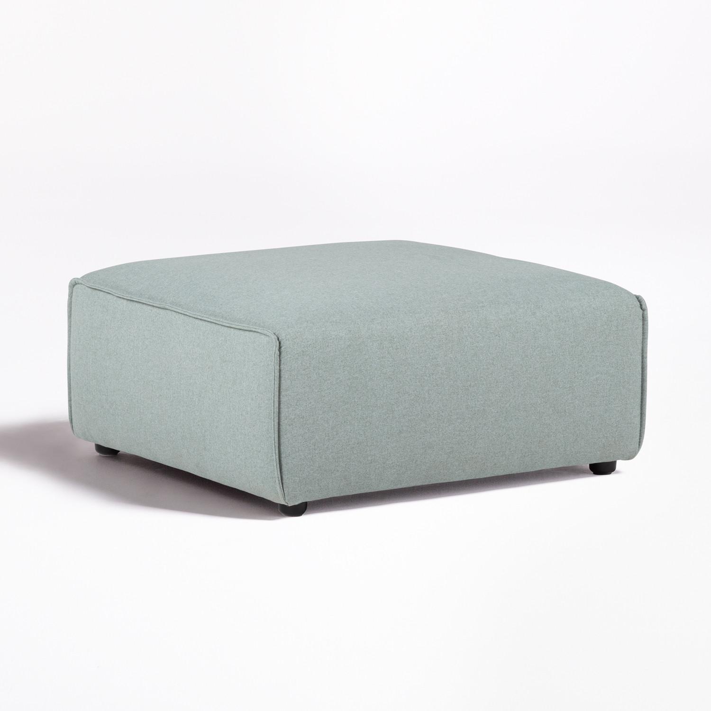 Pouf pour Canapé Modulaire en Tissu Aremy, image de la galerie 1