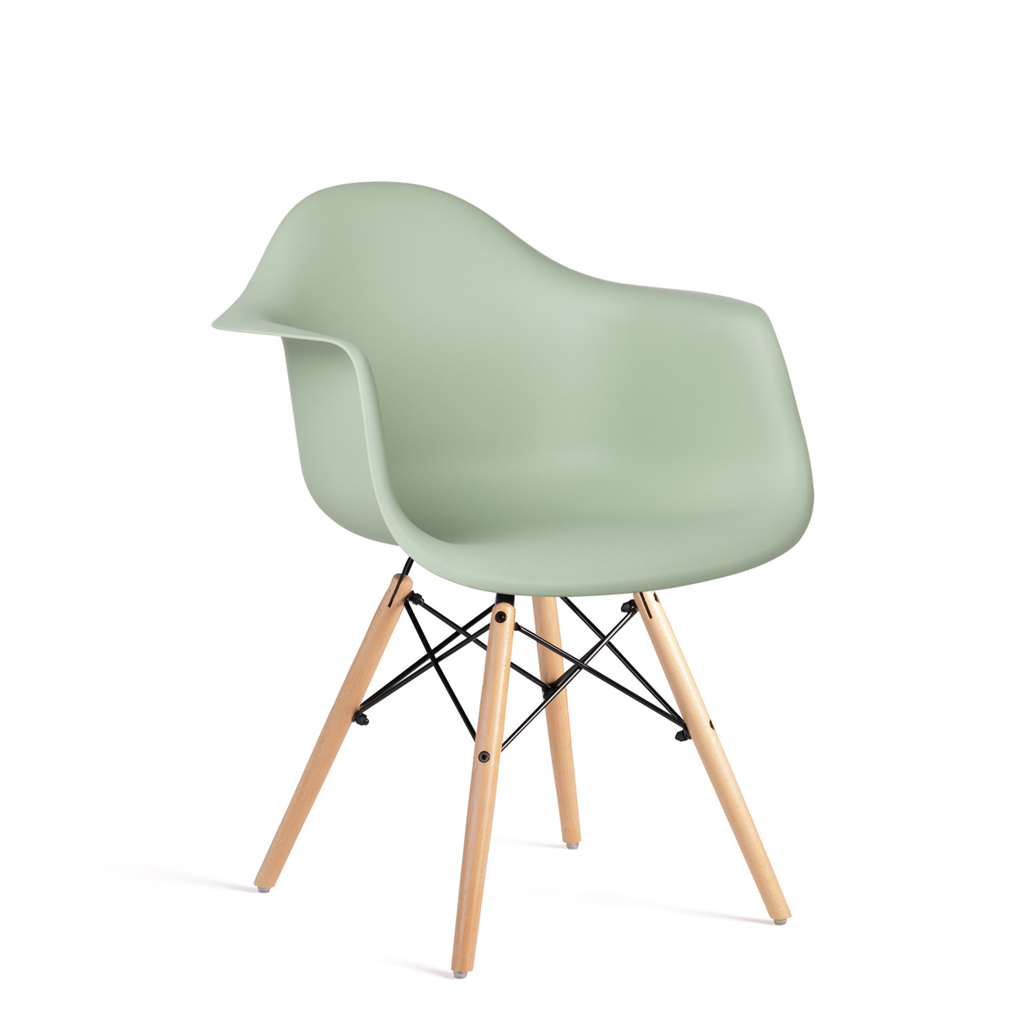 Chaise avec accoudoirs Scand