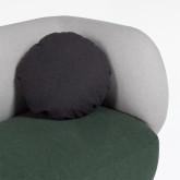 Canapé 3 Places en Tissu Liteh, image miniature 4