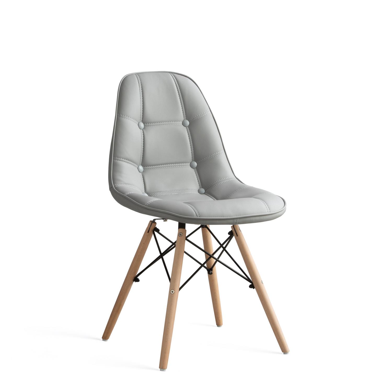 Chaise Scand Tapissée en Simili Cuir Limited Edition