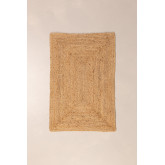 Paillasson en Jute Naturel (90x60 cm) Airo, image miniature 3