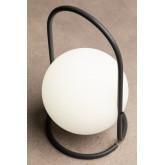 Lampe de table LED d'extérieur Balum, image miniature 2