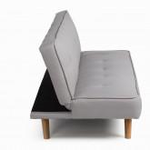 Sofá cama de 2 plazas en Tela y Lino Orbun