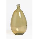 Vase en verre recyclé 46 cm Boyte, image miniature 2