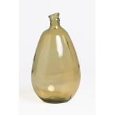 Vase en verre recyclé 46 cm Boyte, image miniature 3