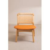 Chaise en bois Rome, image miniature 2