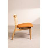 Chaise en bois Rome, image miniature 3